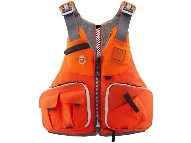 NRS Raku Fishing PFD, orange